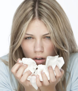 Chiropractic helps when you have a sinus infection
