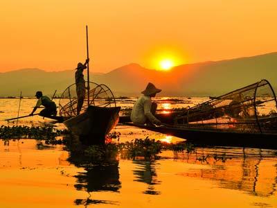 Groepsreis Myanmar in 2 weken; Tropische trip door voormalig Birma