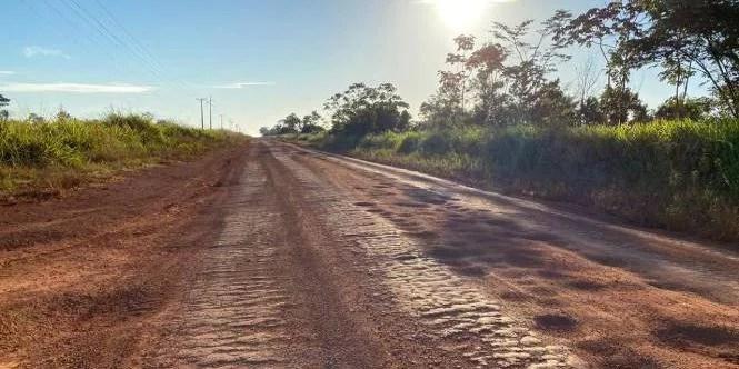 BR 422 será pavimentada (Ascom / Deputado Estadual Fábio Freitas / Alepa)