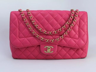 Chanel Jumbo Mademoiselle Chic Flap Bag