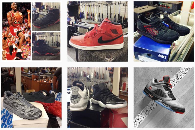 A&V Sneaker Pawn