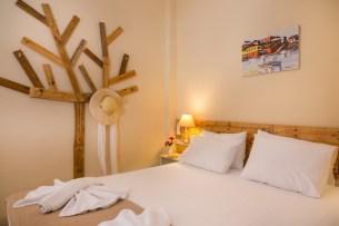 Avra Apartments, Kalyves, Crete - Maistos bedroom