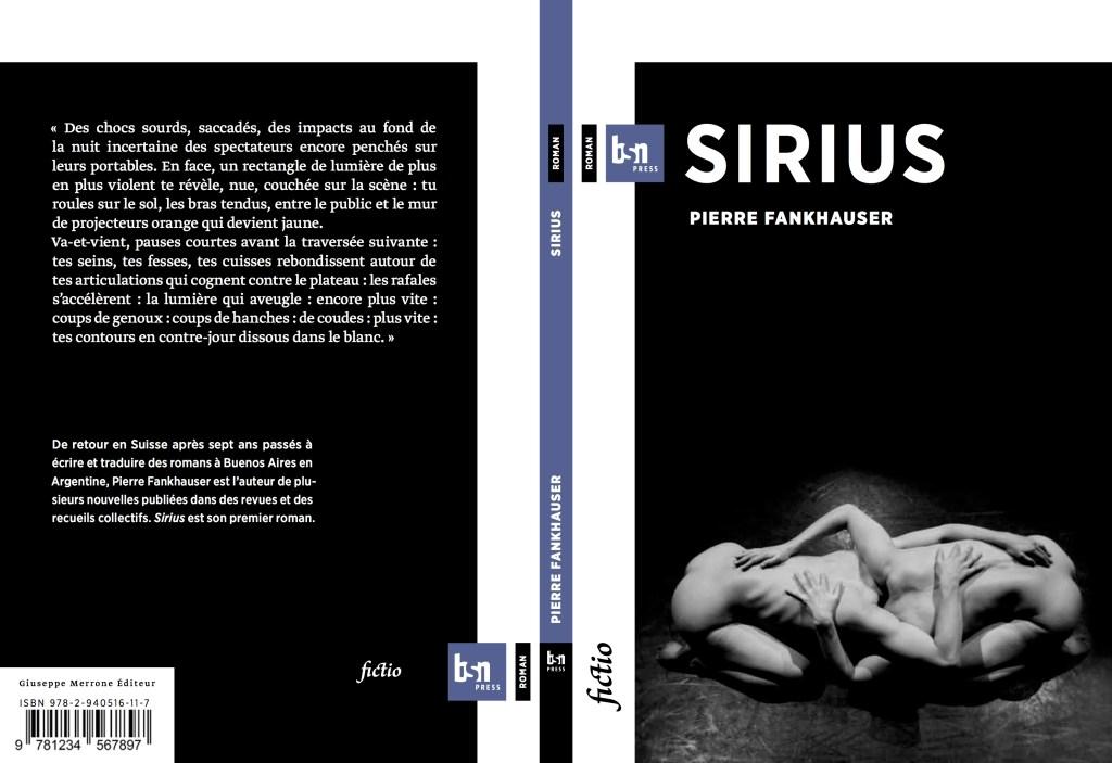 Couverture de Sirius