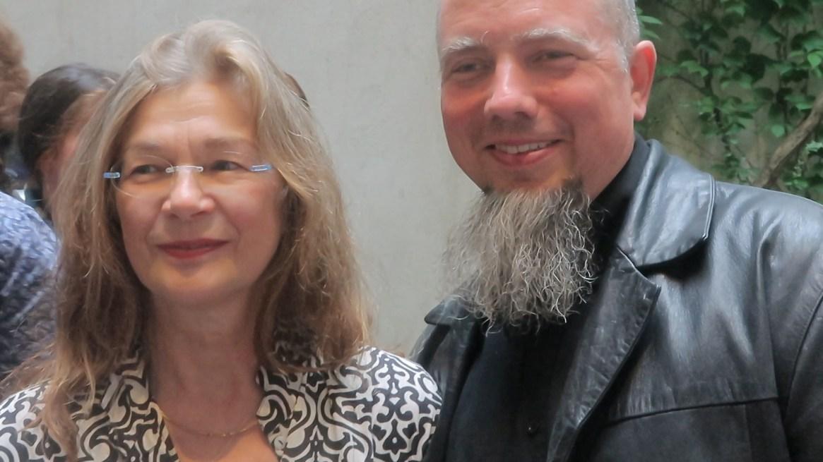 Chantal Quéhen et Pierre Fankhauser