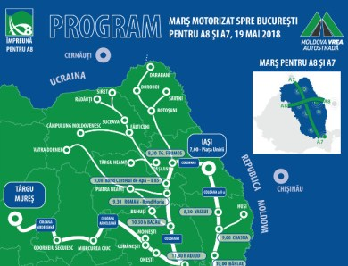 Nu doar Moldova vrea autostradă