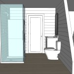 Trio bathroom side 3-d