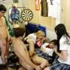 【麻里梨夏】DQN軍団の女子2人に腕を押さえられ男子に犯される美少女JK