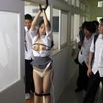 【希崎ジェシカ】いじめられっ子に犯された人妻女教師の終わらない凌辱連鎖