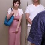 【奥田咲】夫の性癖を満たす為にマキシワンピの羞恥セックスに溺れる巨乳妻