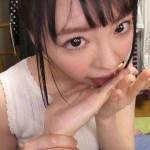 【小倉由菜】美少女が笑顔で10発濃厚ザーメンをごっくん