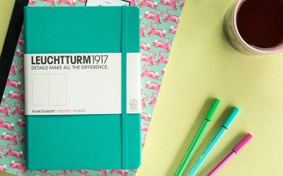 Démarrer un nouveau Bullet Journal, comment s'y prendre