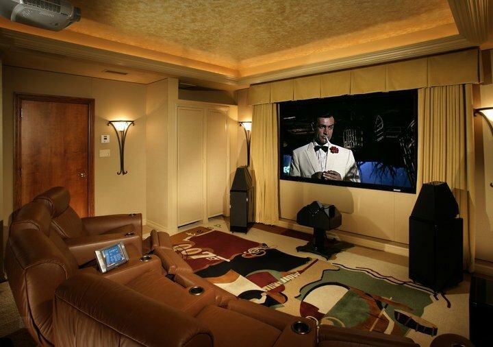 FRP Home Cinema