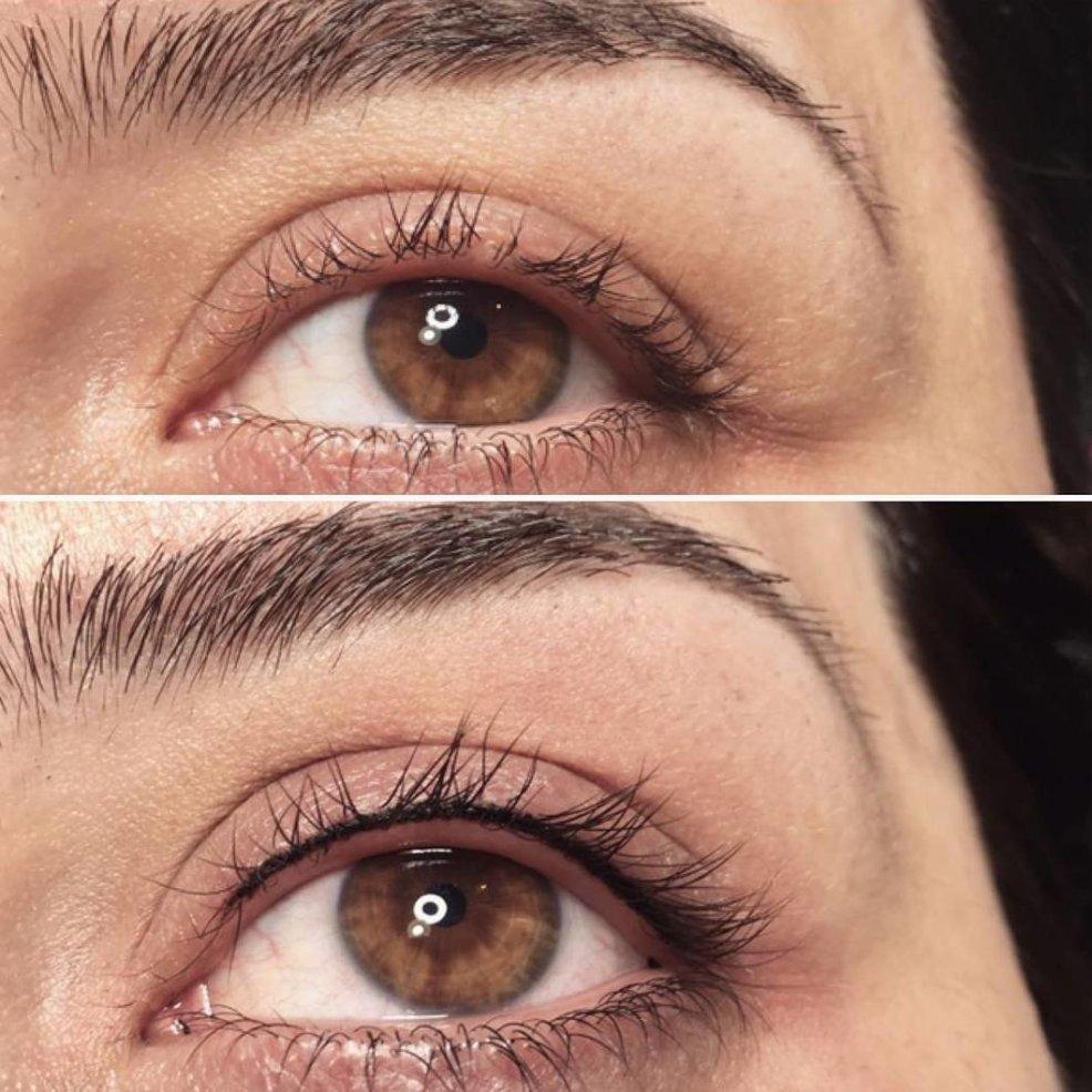 татуаж глаз Cтрелки 2019 стоит делать фото до и после