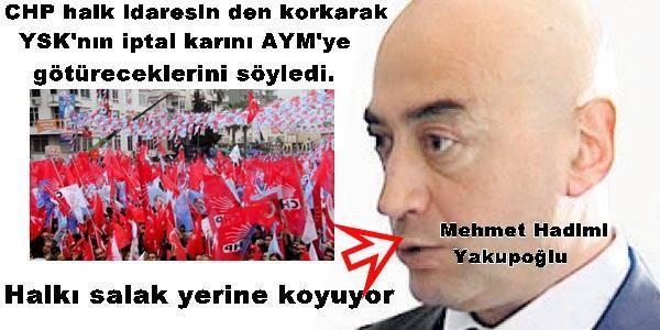 Mehmet Hadimi Yakupoğlu