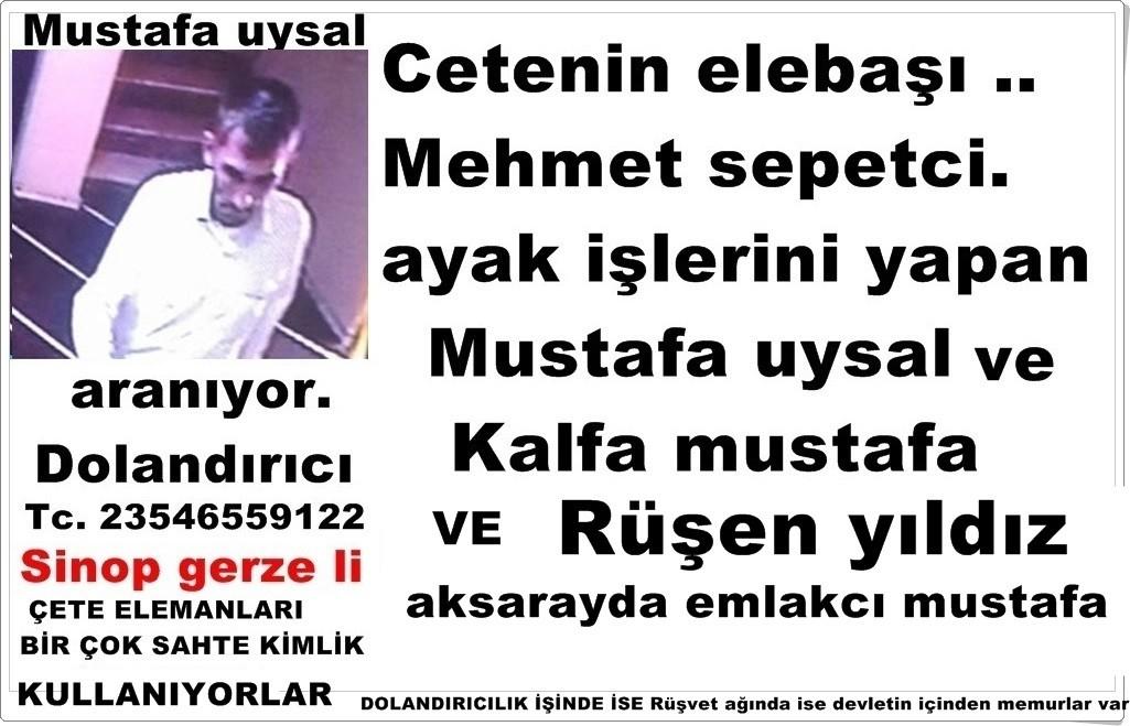 Mehmet sepetci.