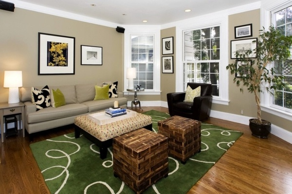 Wall Color Brown Tones – Warm And Natural