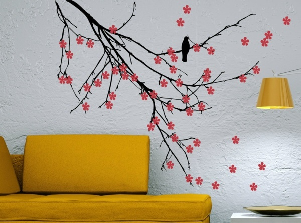 Painting Walls – Ideas For The Living Room