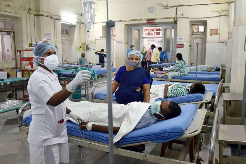भारत में 11,717 ब्लैकफंगस के मामले; 2,800 से अधिक मरीजों के साथ गुजरात सबसे ऊपर, दूसरे स्थान पर महाराष्ट्र