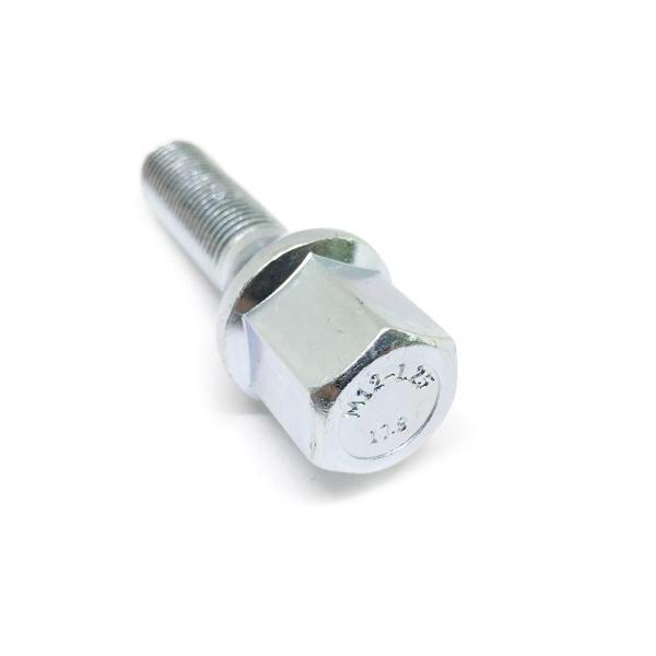Болт колесный конусный М12 х 1.25 х 33 ключ 17