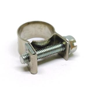 1691 2 2 - Хомут мини ∅12-14 - W2 нержавейка