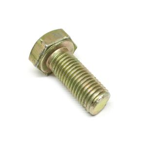Болт с мелкой резьбой М8 х 20 с шагом резьбы 1 мм