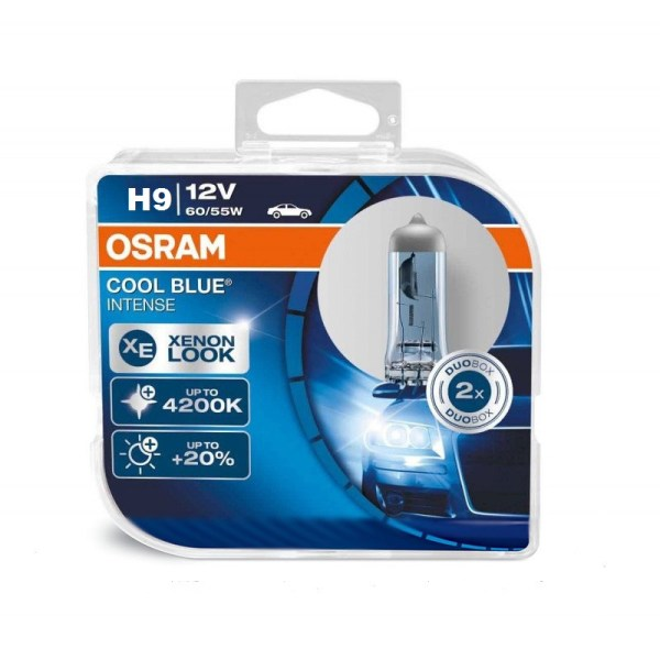 Osram Cool Blue Intense H9