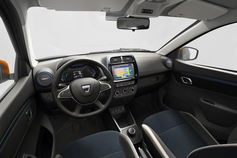 Svetovna premiera: Dacia Spring - mestna Dacia bo naelektrena