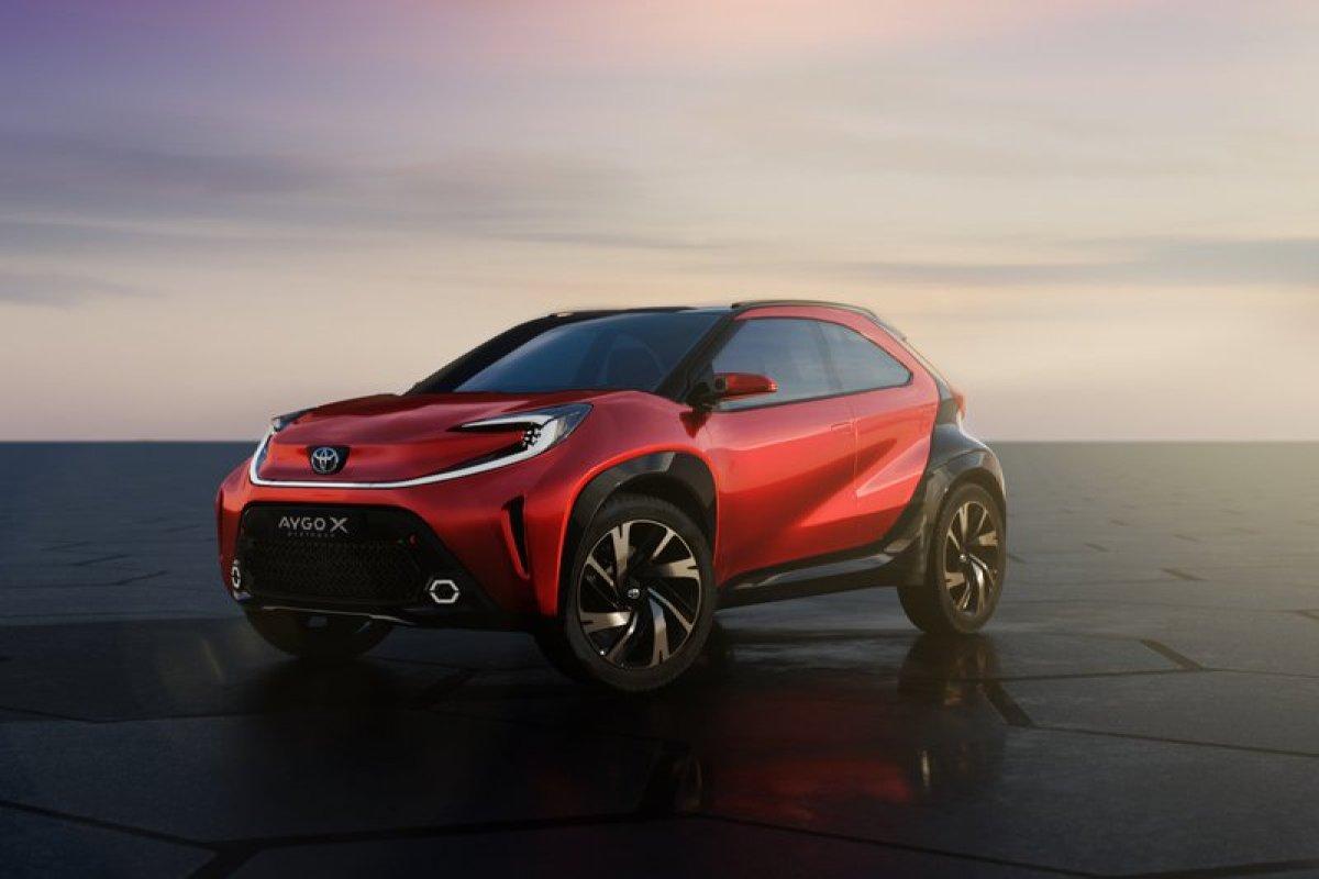 Toyota Aygo X Prologue - Malčki, pazite se, prihaja revolucionar.