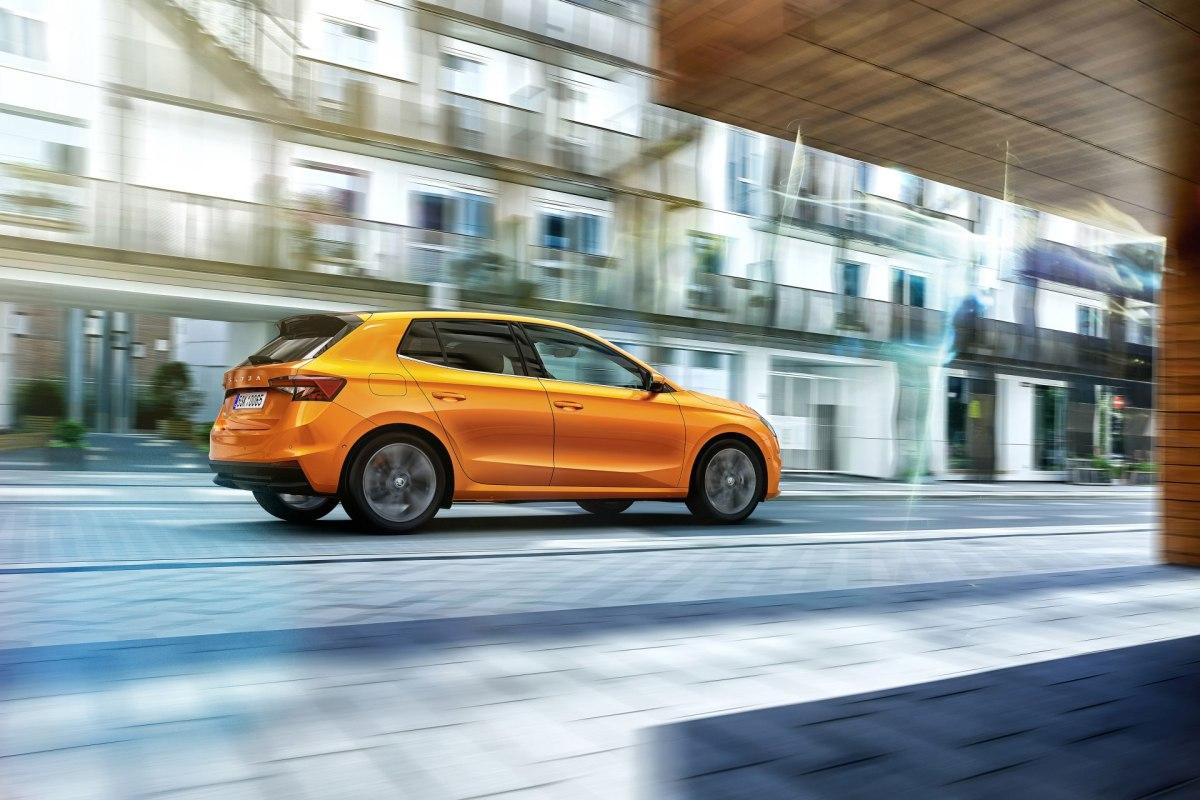 Premiera: Tako privlačna in prostorna je nova Škoda Fabia.