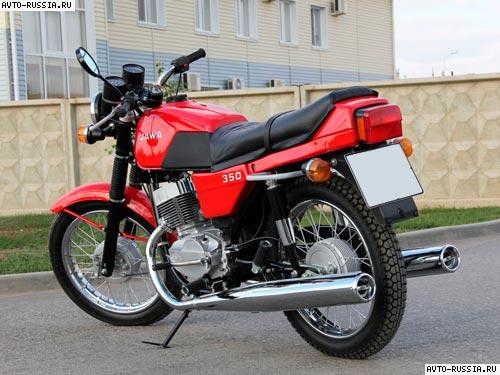 Мотоцикл Jawa 350 Classic цена технические