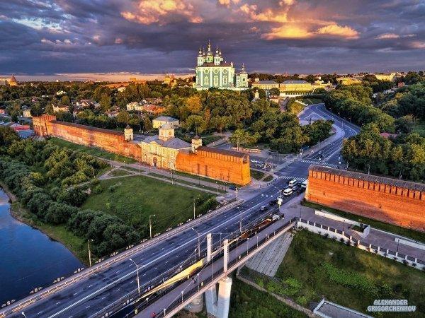 АвтоТурист билеты на автобус Санкт-Петербург — Смоленск ...