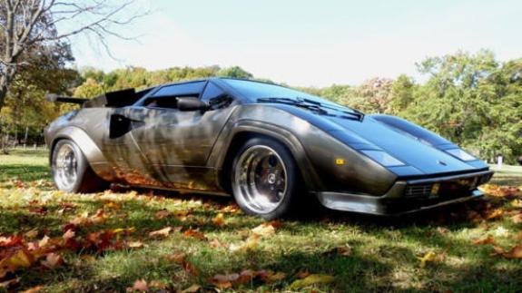 Автолюбитель построил Lamborghini в подвале своего дома 4