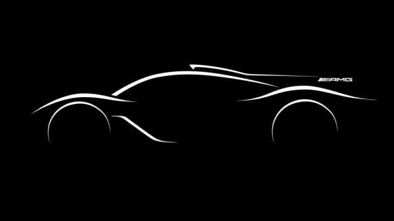 Mercedes-AMG определился с именем 1000-сильного гиперкара 2