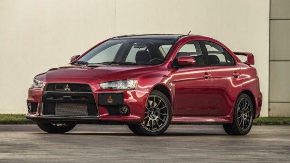 Mitsubishi Lancer «уходит на пенсию» 1