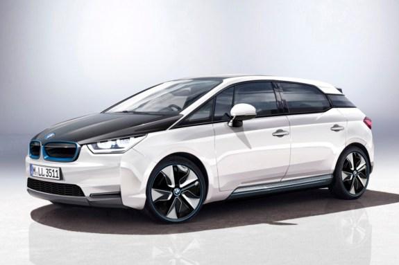 BMW отстает от программы электрификации модельного ряда 1
