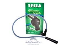 Провода зажигания высоковольтные TESLA ВАЗ-2108-2110 карбюратор/70% силикон/
