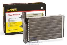 Радиатор отопителя Lada 2109-2115 (HF730222) /Hofer/