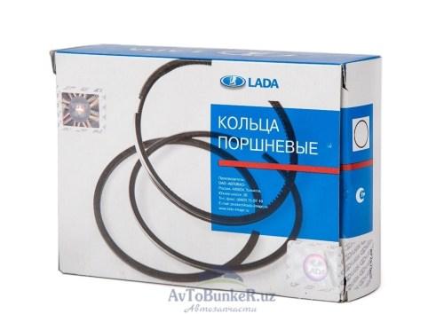 Кольца поршневые 82,0 мм ВАЗ (1,5/2,0/3,947), комплект на 4 цилиндра