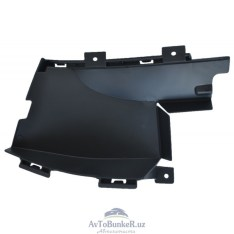 Решетка Lada XRAY переднего бампера верхняя