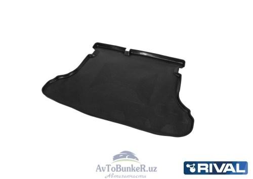 Коврик багажника, RIVAL, для Lada Vesta SD, SD cross 2015-