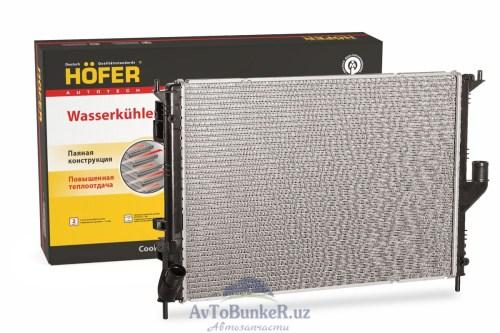 Радиатор основной/с конд. /Largus 16 кл. (HF708466) /Hofer/