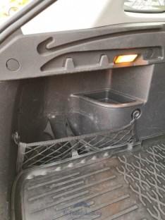 Карман сетка в нишу багажного отделения малая LADA VESTA