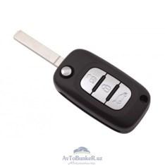 Выкидной ключ оригинальный с чипом и жалом LADA VESTA,X-RAY