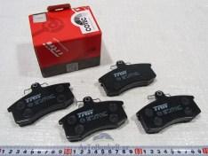 Передние тормозные колодки 2108 TRW