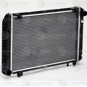 Радиатор охл. алюм. несборн. для а/м ГАЗ 3302 Соболь (с 1999) (LRc 0342b)