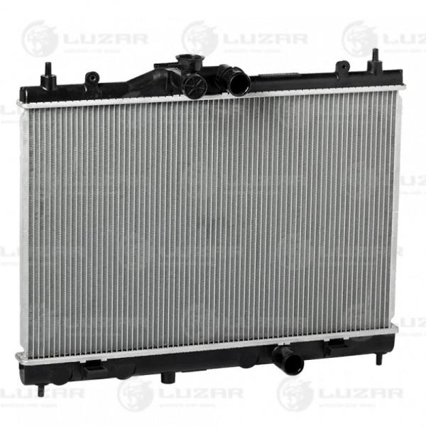 Радиатор охл. для а/м Nissan Tiida (04-) (LRc 14EL)