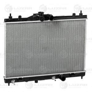 Радиатор охл. для а/м Nissan Tiida (04-) AT (LRc 141ED)