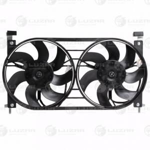Э/вентиляторы охл. с кожухом (2 вент.) для а/м ВАЗ 21213-214 Нива (LFK 01220)