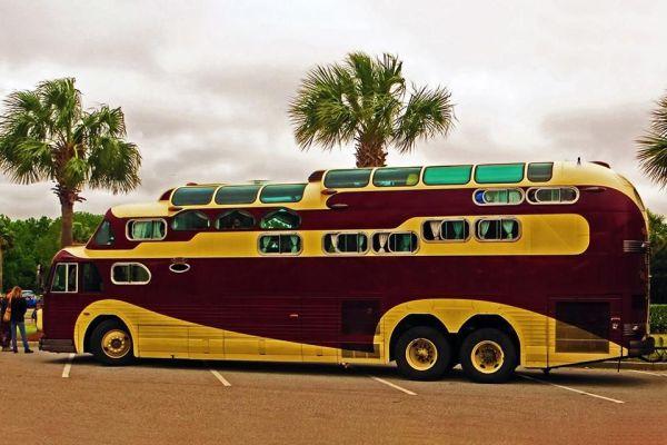 Такого не увидишь на остановке: Самые необычные автобусы ...
