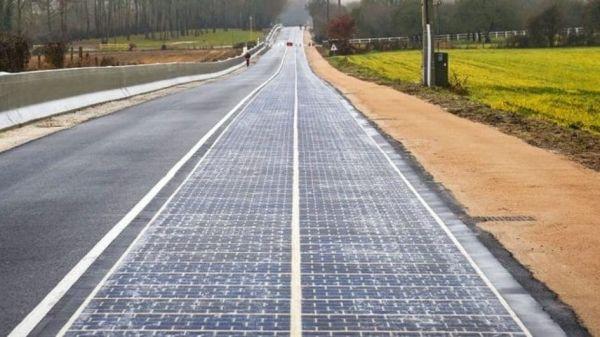 Проект дороги на солнечных батареях потерпел фиаско (ФОТО ...